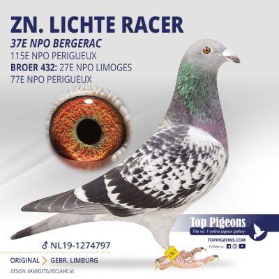 Zn. Lichte Racer Gebr. Limburg